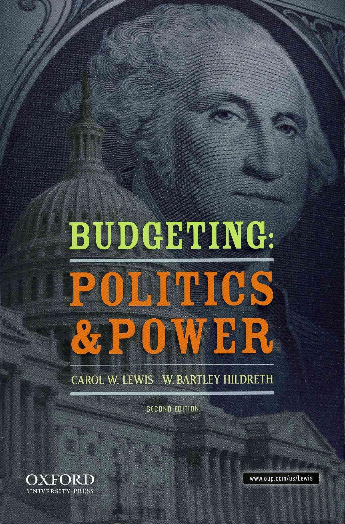 Budgeting By Lewis, Carol/ Hildreth, W. Bartley